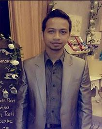 Mr. Mikhail Anachiva Sonda, S.T